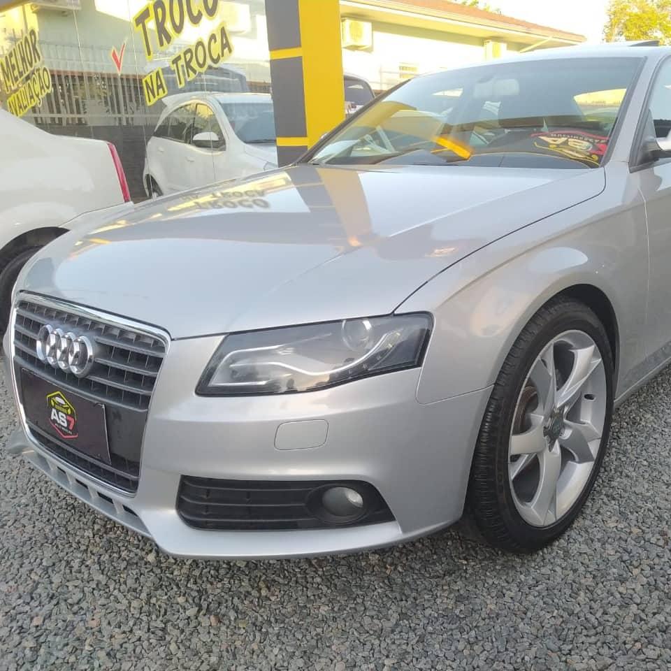 Audi A4 2.0 TFSI 2012